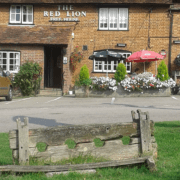 The Red Lion Marsworth – A traditional, relaxed and welcoming pub